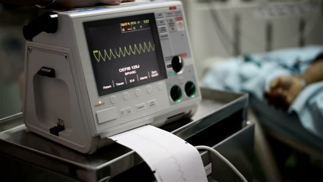 vídeos de stock e filmes b-roll de taquicardia ventricular - ventrículo do coração
