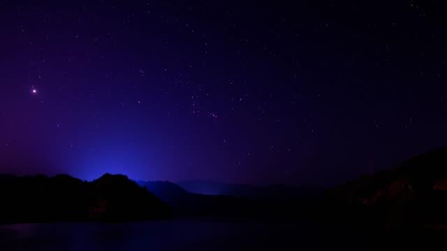 venus - planet rising form the east 4k uhd - venus filmów i materiałów b-roll