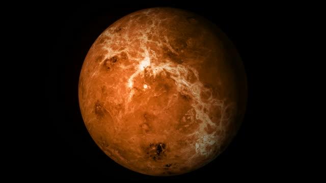 venus planet. - venus filmów i materiałów b-roll
