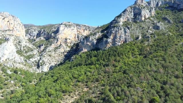 Verdon Canyon Gorge, Provence-Cote d'Azur, Provence, France
