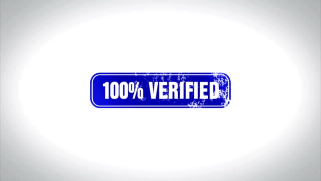 100% Verified Signed Stamping Text Wooden Stamp Animation.