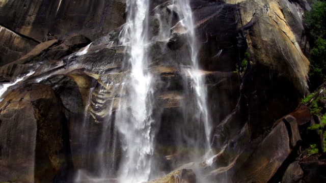 Vernal Falls Slow Motion