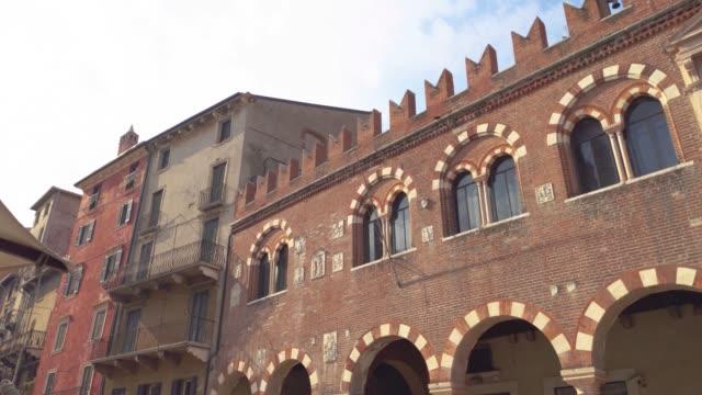 Verona castle tower