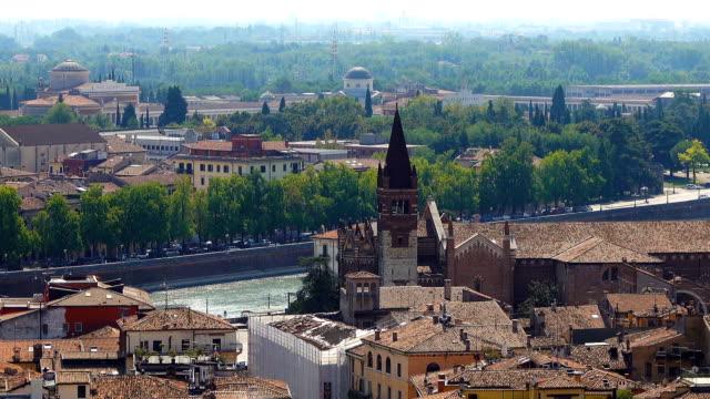 Verona Old City View