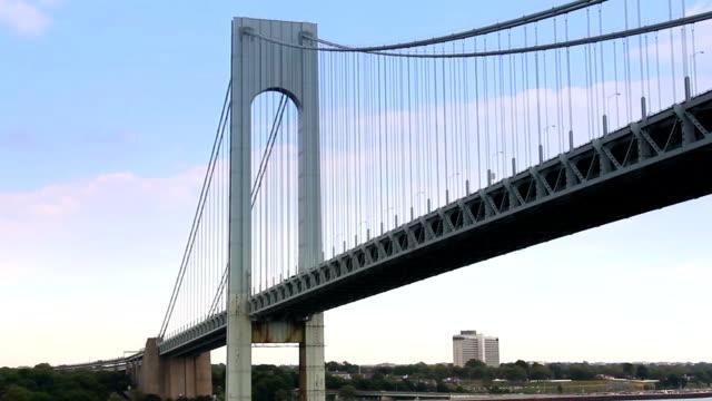 Verrazano-Narrows Bridge Time Lapse