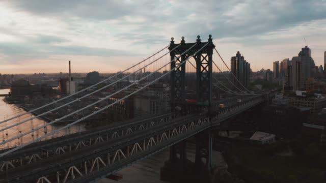 Verrazzano-Narrows bridge in Brooklyn Verrazzano-Narrows bridge in Brooklyn and Staten Island suspension bridge stock videos & royalty-free footage