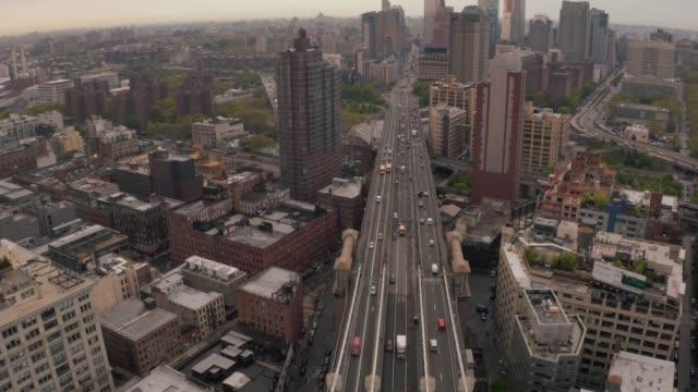 Verrazzano-Narrows bridge in Brooklyn