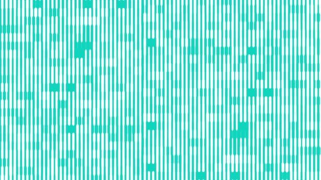 Vertical lines blue futuristic background video