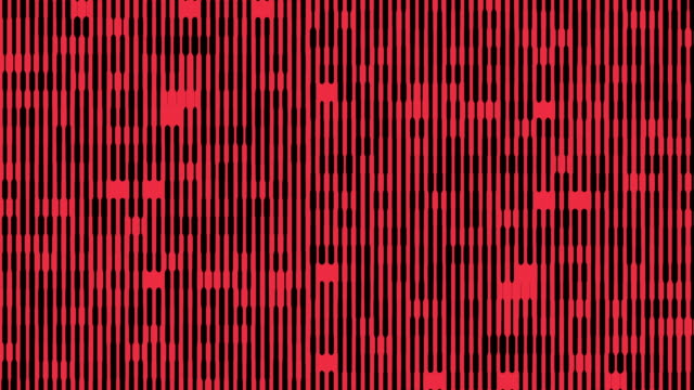 Vertical lines red futuristic background video