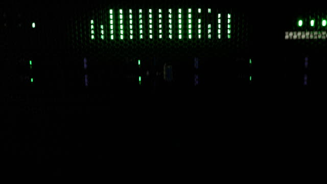 Vertical Slide of a Super Computer Vertical Slide of a Super Computer. supercomputer stock videos & royalty-free footage