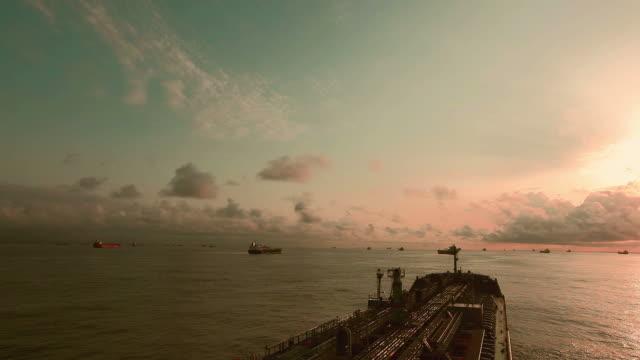 Vessel's horison video