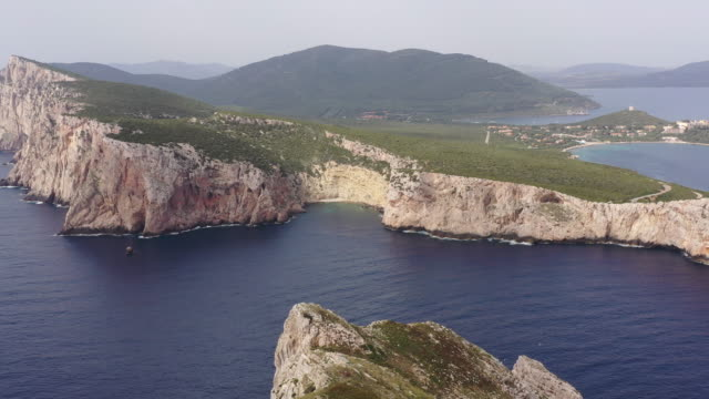 Klettersteig del Cabirol, Felseninsel Capo caccia auf Sardinien – Video