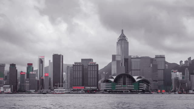 Victoria Harbor View video