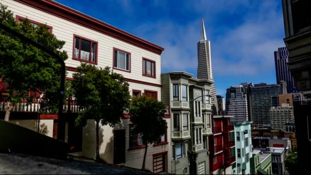 Victorians in San Francisco video