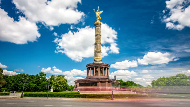 TIME LAPSE: Victory Column in Berlin video