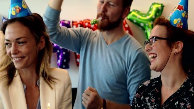 4 K Video - fête de l'entreprise - Vidéo