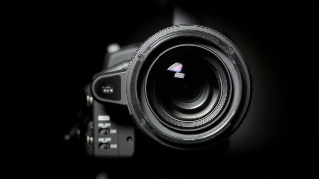 video camera - using the zoom video