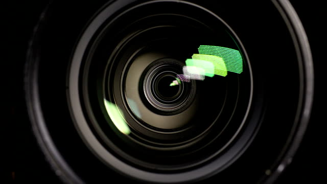 video camera - using the zoom