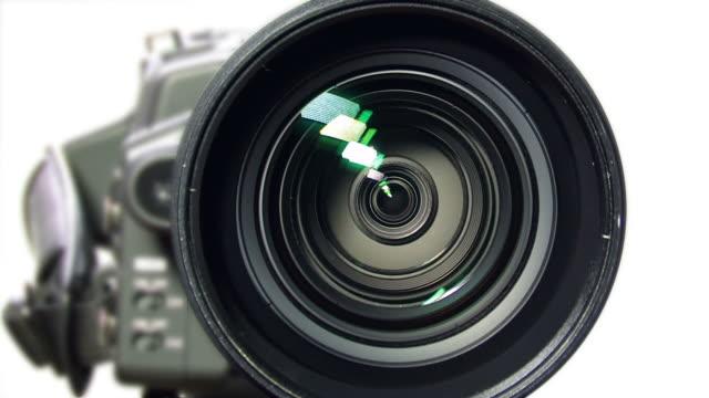 video camera - zoom video