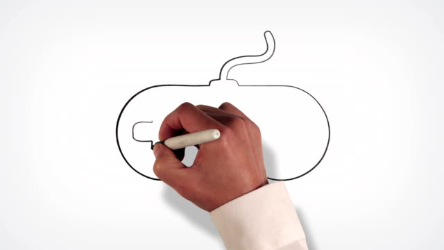 Video Game Controller Whiteboard Stop-Motion Style Animation video