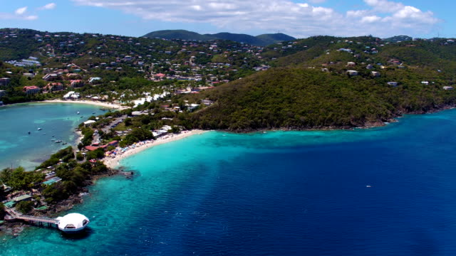 video of Coki Point, St.Thomas, US Virgin Islands video