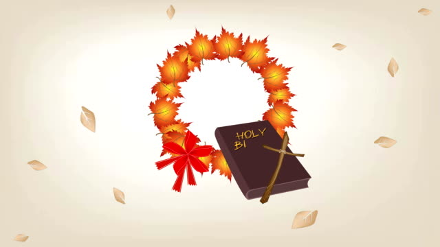 video der bibel mit adventskranz aus ahorn - neues testament stock-videos und b-roll-filmmaterial
