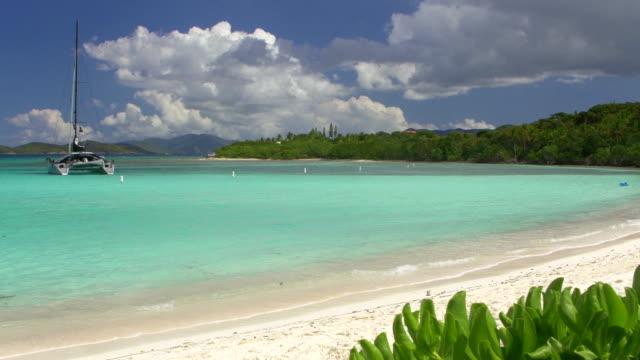 video of Lindquist Beach, St.Thomas, US Virgin Islands video