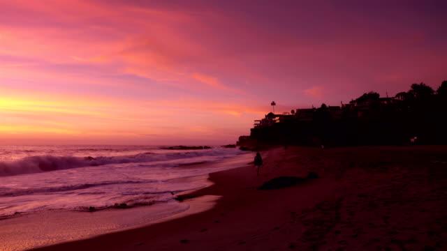 video av solnedgång i kalifornien i 4k - pink sunrise bildbanksvideor och videomaterial från bakom kulisserna