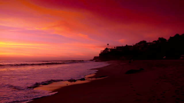 Video of sunset in California in real slow motion High quality video of sunset in California in real 1080p slow motion 120fps western usa stock videos & royalty-free footage