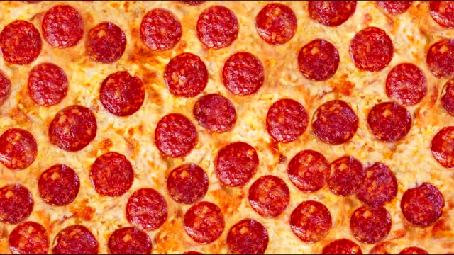 A video of the background pepperoni pizza. Footage. Background pizza pepperoni. Visit my page. You will be able to find an image for every pizza sold in your cafe or restaurant. square composition stock videos & royalty-free footage