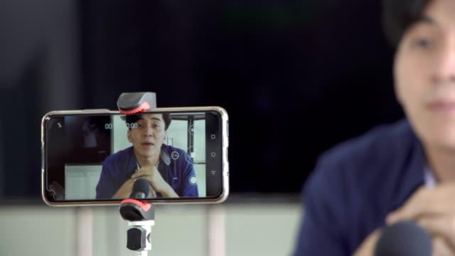 videoinspelning för lärande. - filma bildbanksvideor och videomaterial från bakom kulisserna