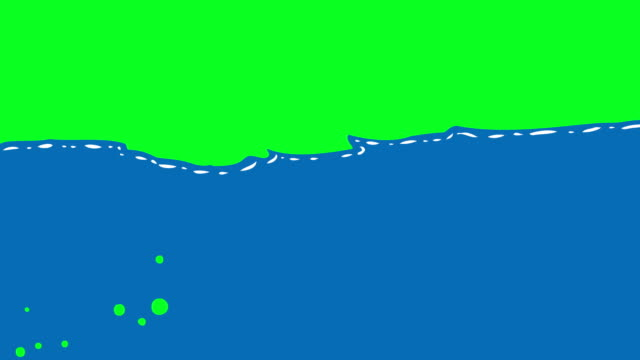 Video Transition green screen