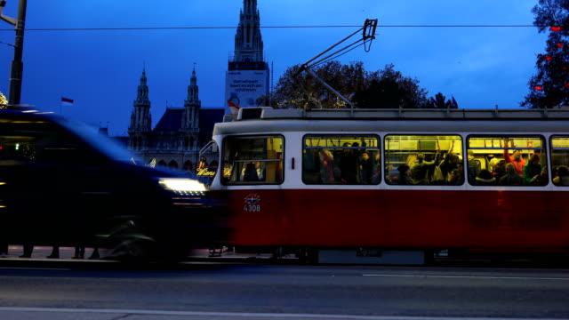Vienna city bus