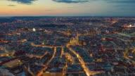 istock vienna city center sunset night illumination aerial panorama 4k timelapse austria 1167732418