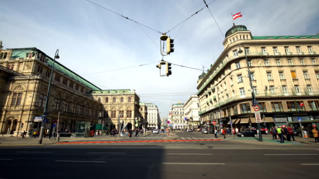 Vienna City, Time Lapse video