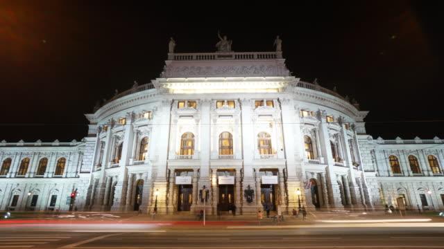 ウィーン国立歌劇場 - オペラ点の映像素材/bロール
