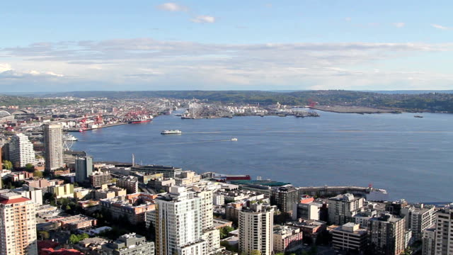 A View from the Space Needle
