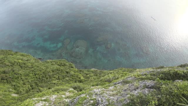 View from triangulation station in Irabu island, Okinawa video