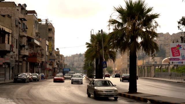 view of Amman City, The capital of Jordan