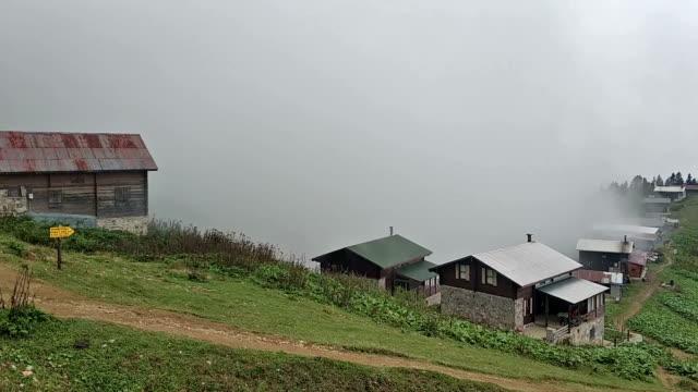 View Of Pokut Plateau