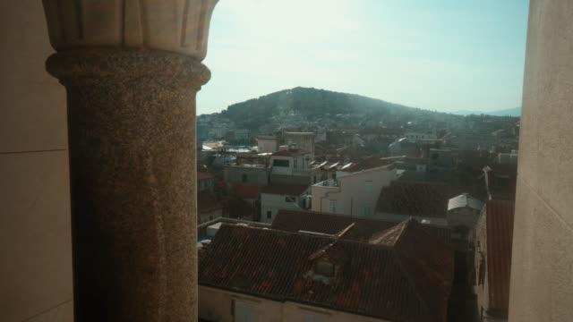 A view of Split, Croatia