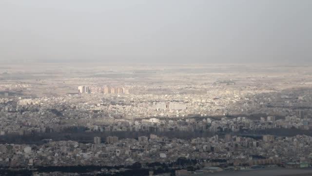 在伊朗的大城市的看法 (№2) - 伊朗 個影片檔及 b 捲影像