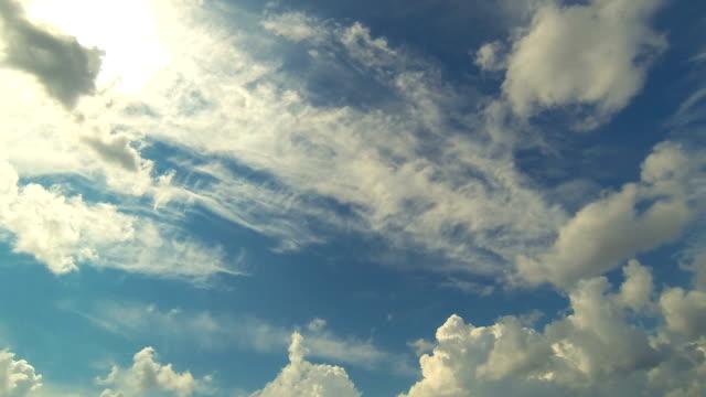 stockvideo's en b-roll-footage met weergave van de lucht en de wolken - ozonlaag