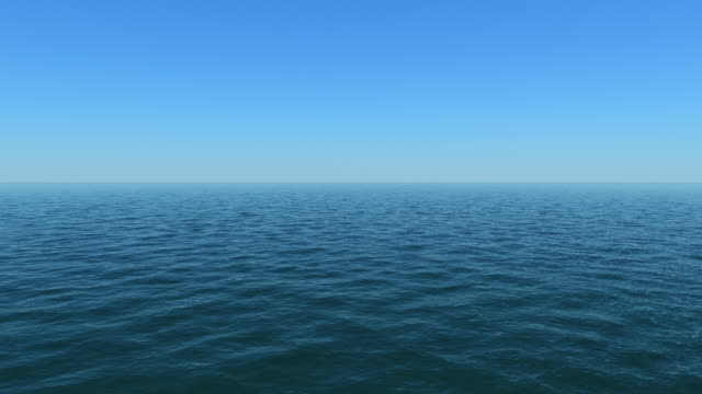 View Out to Sea - Calm Waters