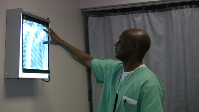 Viewing X-ray video