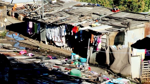 Villa Miseria (Slum) In Buenos Aires, Argentina. Villa Miseria (Slum) In Buenos Aires, Argentina. Full HD. poverty stock videos & royalty-free footage