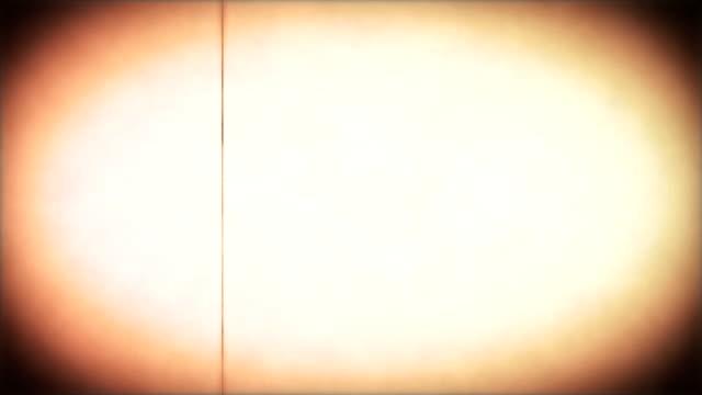 Vintage Old Film Effect video