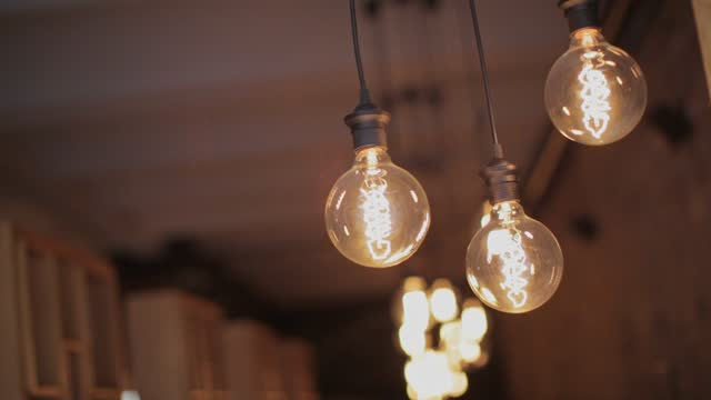 Vintage styled lamps