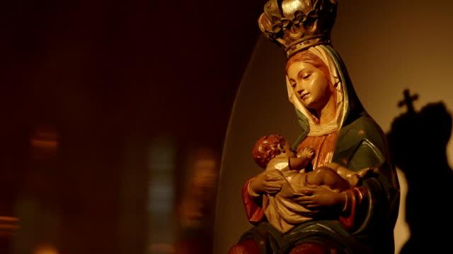 Virgin Mary video
