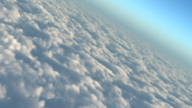Virtual 3D Cloud Flythrough video
